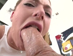 Mike Adriano buries his stiff dick in completely cute Juelz Venturas indiscretion before she gets screwed in her anus