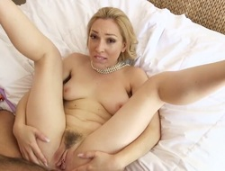 Lily Labeau stick his schlong in her ass
