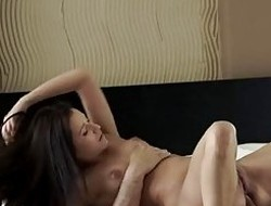 Cindy Carson's gentle anal adventure