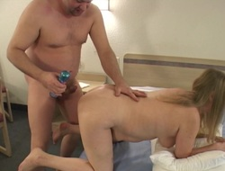 Anal Dirty Golden-haired MILF Mummy