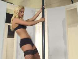 Skinny girl Jessie Volt with sea-coast legs and long blonde become angry is a charming porn star. She gives interview to authorize u learn more about the brush love for hard sex and abysm ass fucking