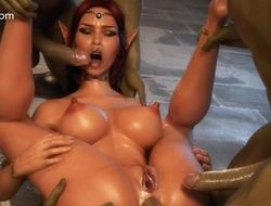 X3Z – Elven Craves – Lost Innocence