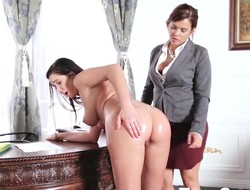 Lesbos Keisha and Karlee Grey