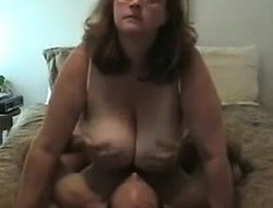 Blanche from 1fuckdatecom - Bbw sucks and fucks