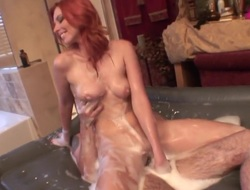 Marsha Lord Gives A Godly Soapy Massage