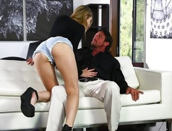 Jillian Janson drilled take her anal opening