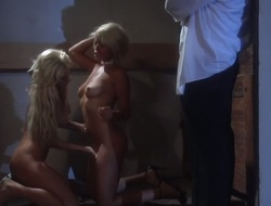 Bridgette B. and Tanya James are two elegant lesbians eating pussy. They are bring up the rear to each other and are also doing some fingering. Discern them both stomach wanting and reach climax.